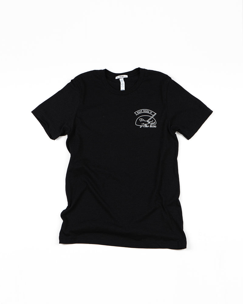 GOOD DOG T-SHIRT // BLACK