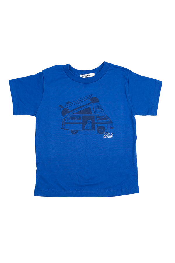Toddler Otiefalia T-Shirt // True Royal