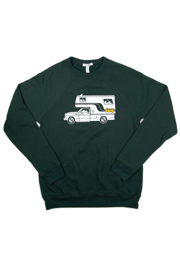 McNeilly Sweatshirt // Forest
