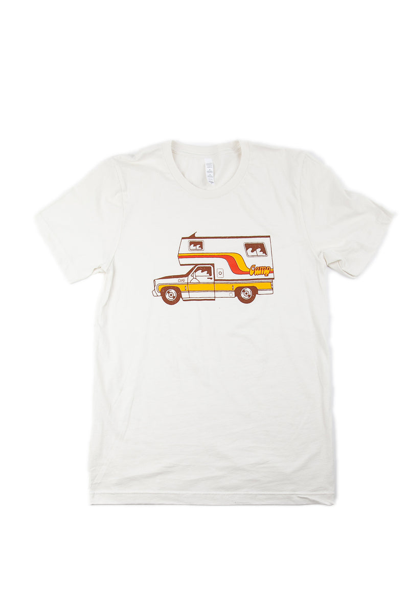 McNeilly T-Shirt // Vintage White