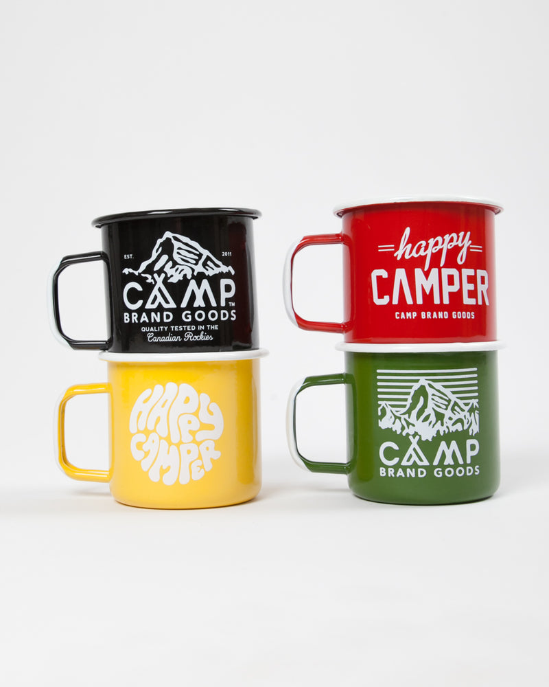 Campers Crewneck + Mug + Toque Kit