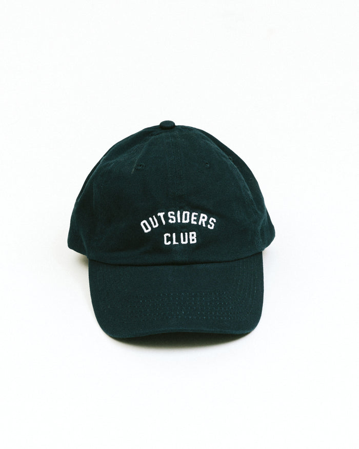 OUTSIDERS CLUB DAD CAP // NAVY