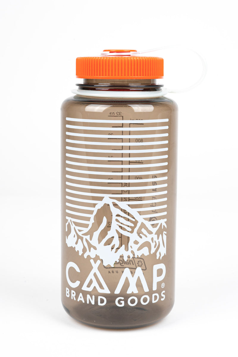 HERITAGE LOGO 32 OZ WATER BOTTLE	- WOODSMAN