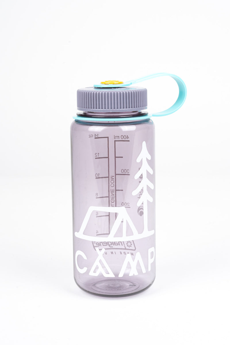 IN TENTS 16 OZ WATER BOTTLE - LAVENDER