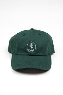 Boreal Dad Cap // Green