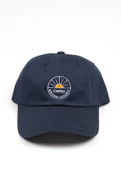 SUNRISE DAD CAP // BLUE