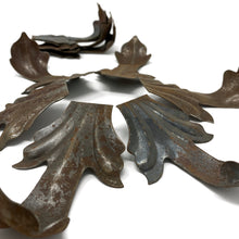 Load image into Gallery viewer, Antique Steel Leaves