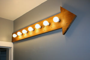 Custom Light Fixture