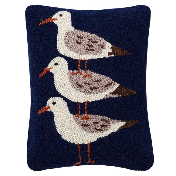 Seagull Stack Hook Pillow