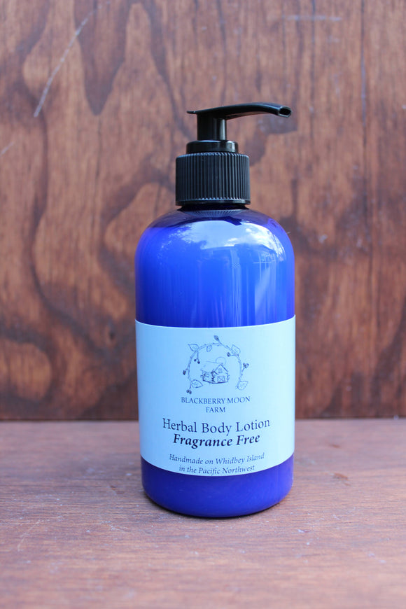 Blackberry moon farm Herbal Body Lotion