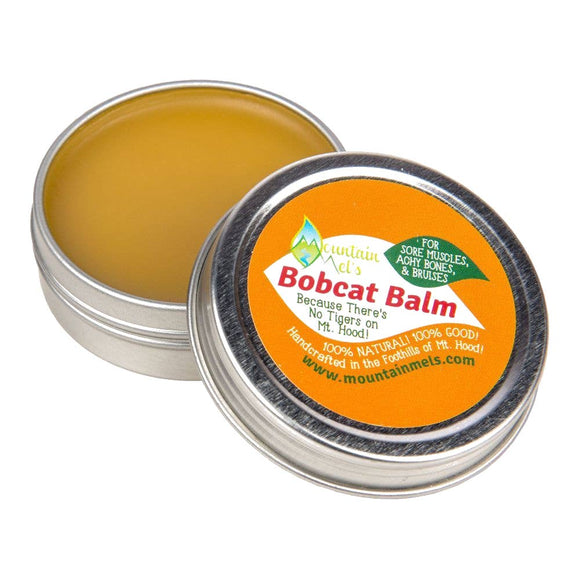 Bobcat Balm - Mountain Mel's Goods