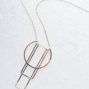 Simple Full Deco Necklace