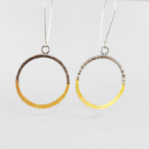 Fierce Hoop Earrings