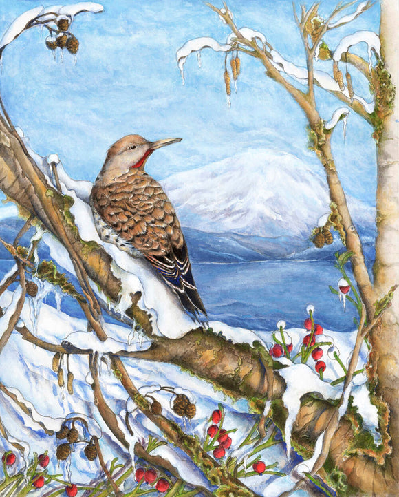 Flicker in the Winter
