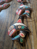 Northwest Totemic Ornaments