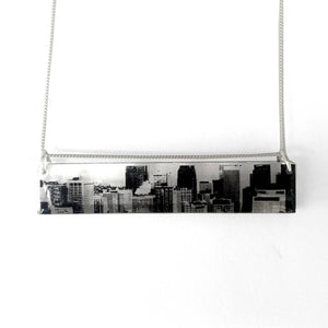 City Landscape Necklace