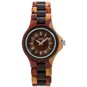 Metro Watch - Dark Dual Tone