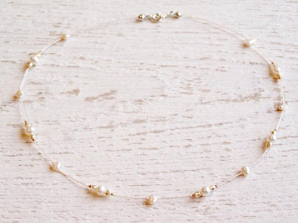 Pearl Lei Necklace