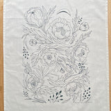 Poppy Dreams Tea Towel