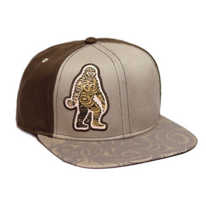 """Sasquatch"" Snap Back"