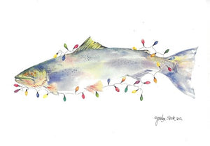 Steelhead Holiday Greeting Cards
