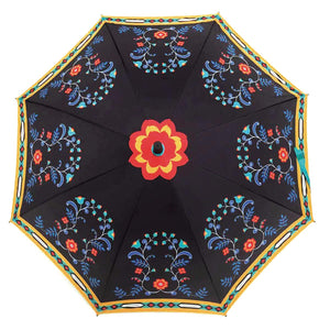 Honoring Our Life Givers: Double Layer Art Umbrella