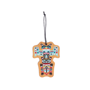 Totem Ornament - Native Northwest