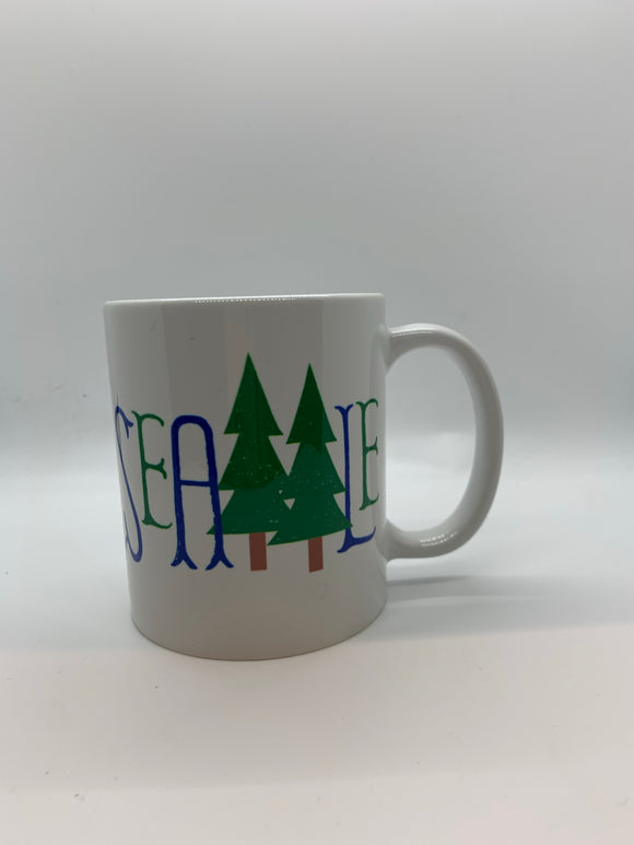 Seattle Ceramic Mug