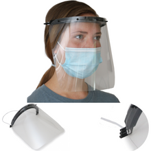 Load image into Gallery viewer, Indiana Only | Protective Face Shields | Adjustable  Strap and Extreme Lightweight  | Family Owned USA Company