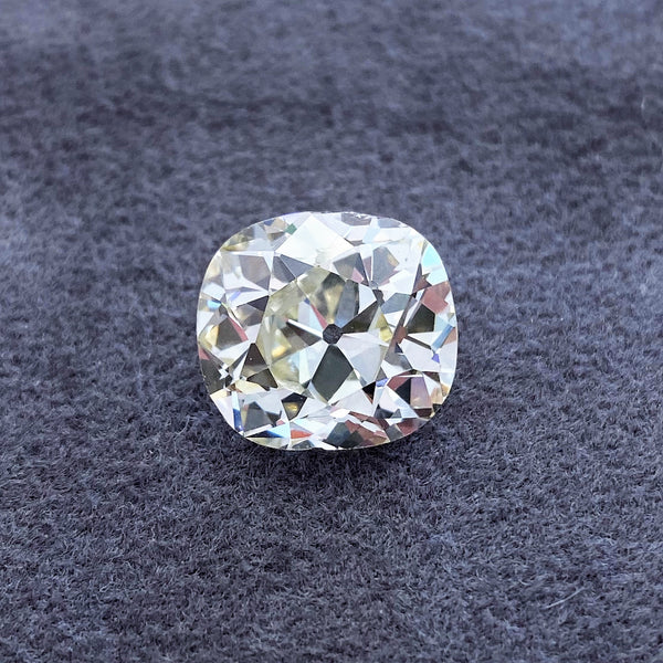 Antique Cushion Cut Diamonds