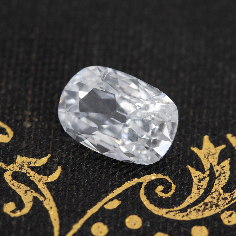 1.04ct Cushion Cut Diamond, GIA F SI2