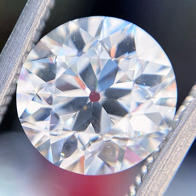 2.07ct Old European Cut Diamond, GIA I VS2