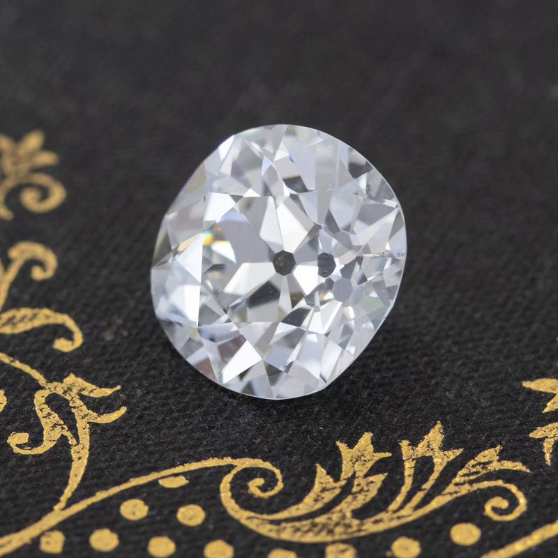 5.85ct Old European Cut Diamond, GIA K VS2