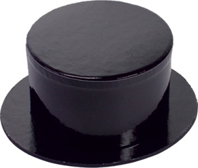 Gift Box Top Hat