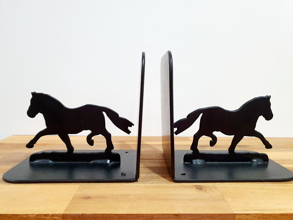Welsh Pony Book Ends