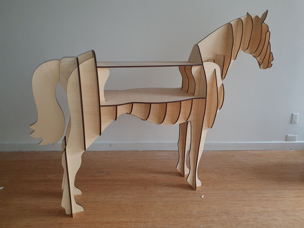 Decorative Horse Table