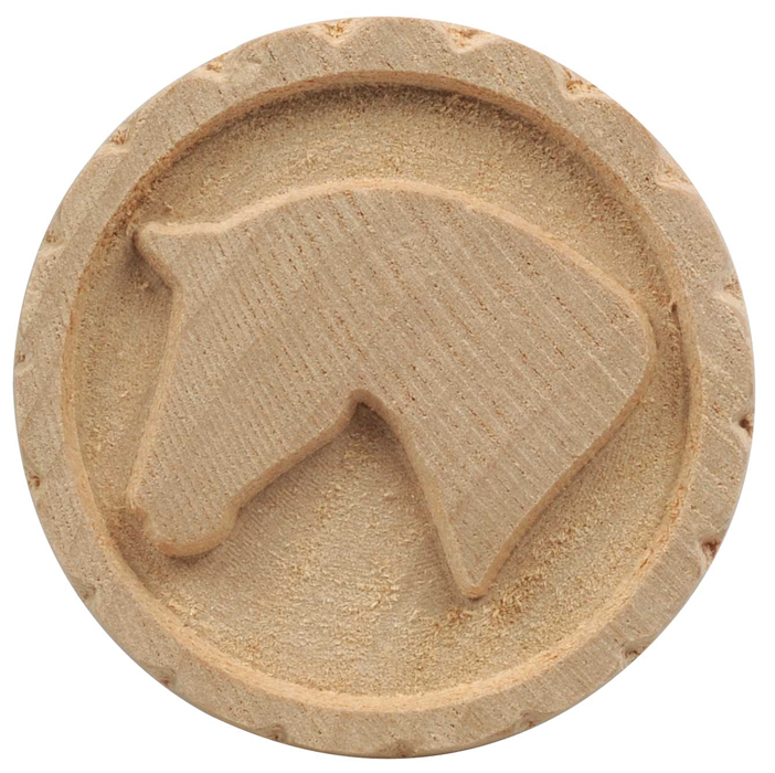 Wooden Cookie Stamp