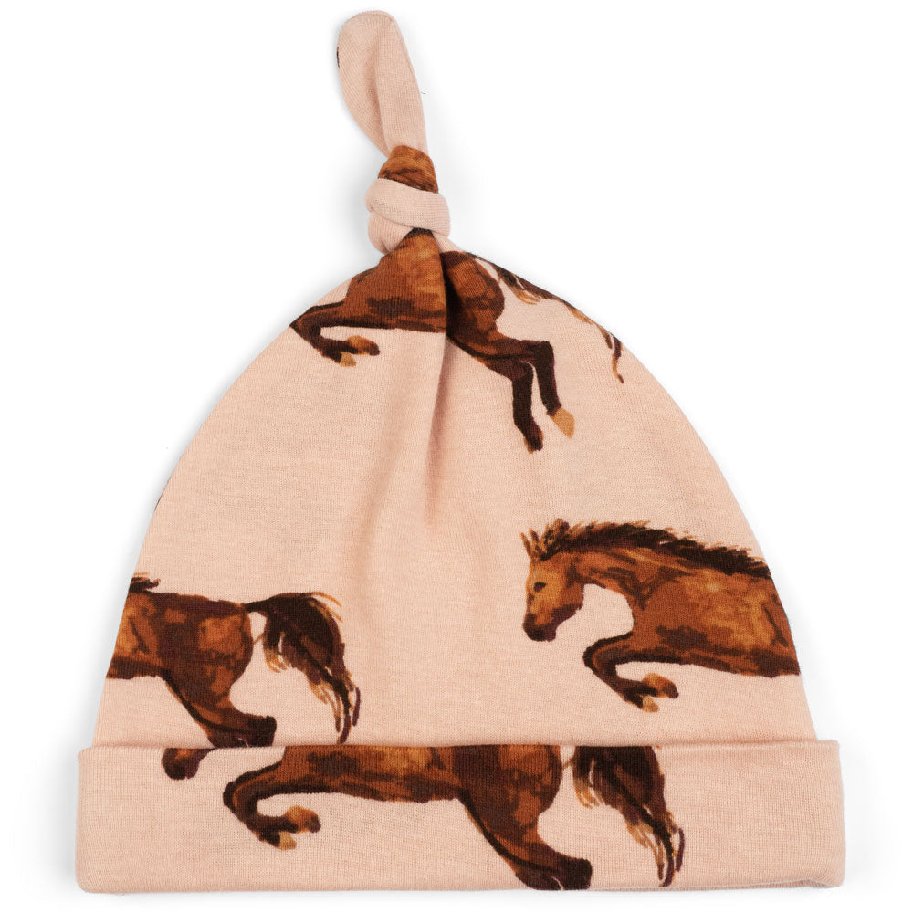 Horses Knotted Hat