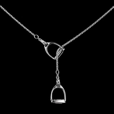 English Stirrups Lariat