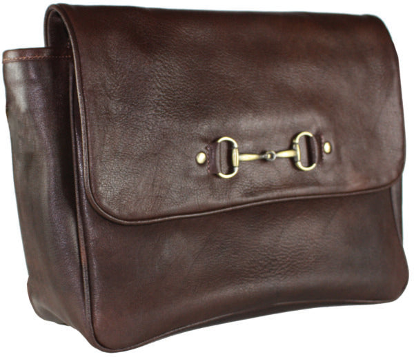 Leather Lap Top Bag