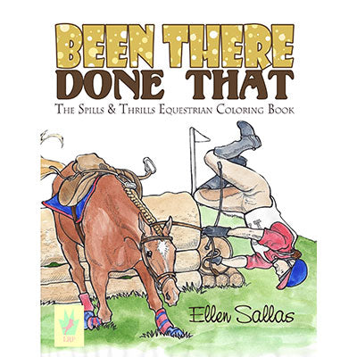 Been There Done That Thrills & Spills Colouring Books