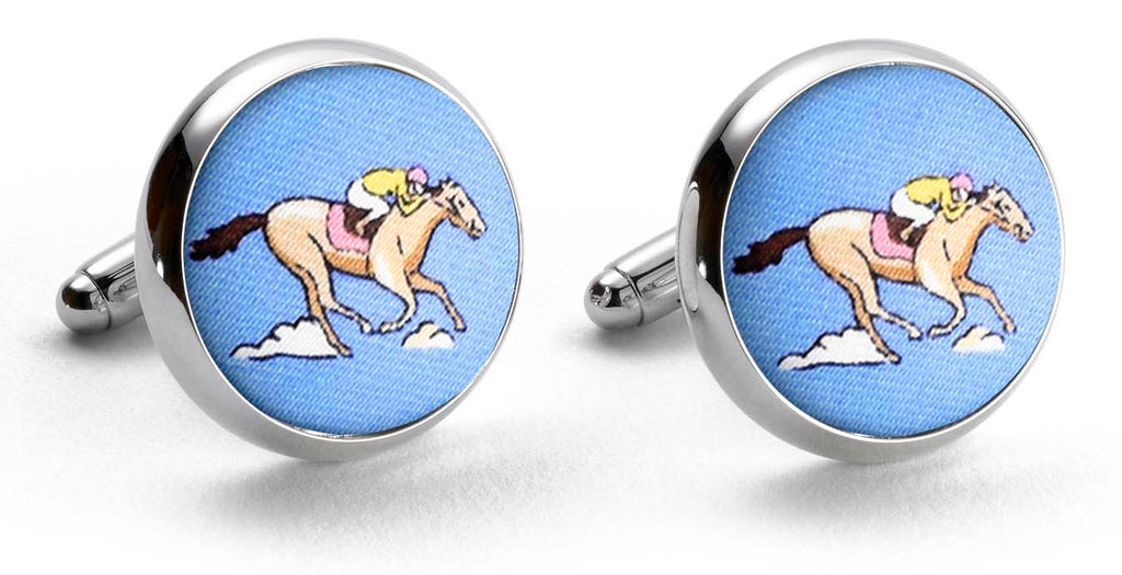 And They're Off Cufflinks