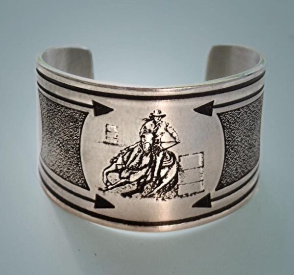 Barrel Racing Cuff