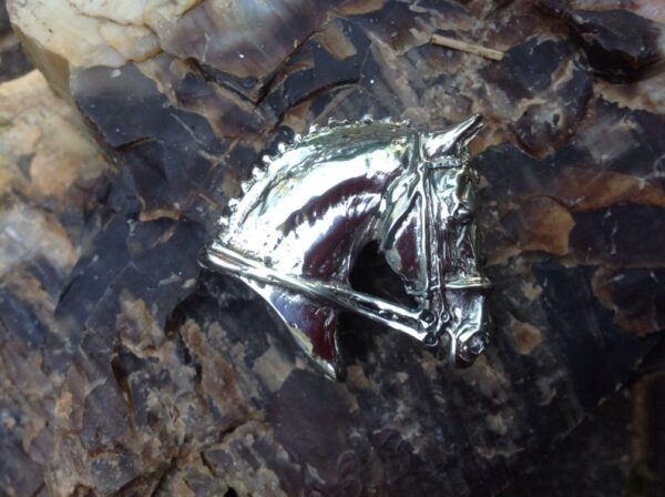 Horse Head Belt Buckle