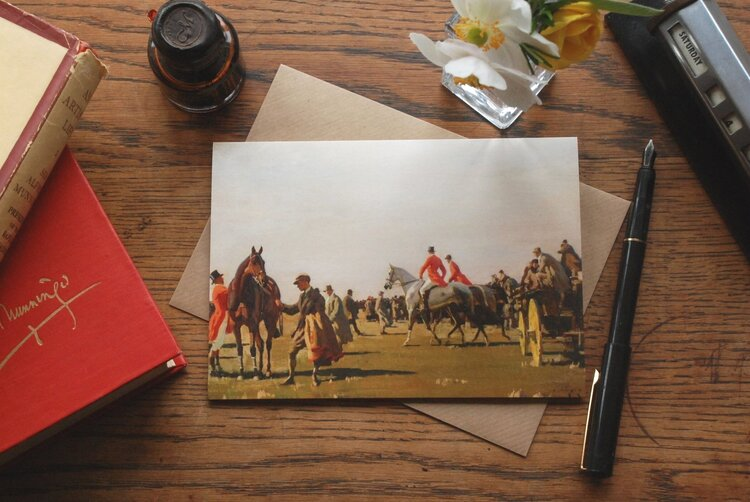 Note Card  - Point To Point