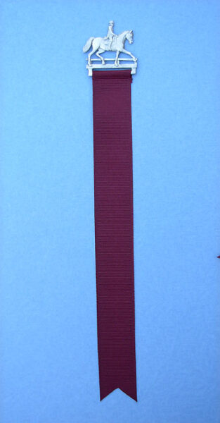 Dressage Bookmark
