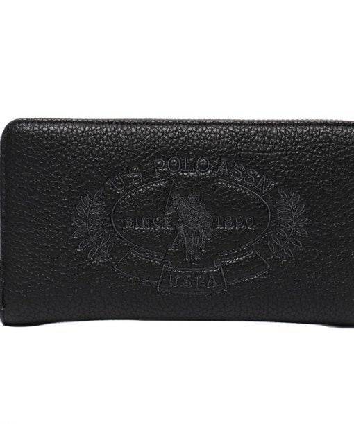 Hailey Wallet Black