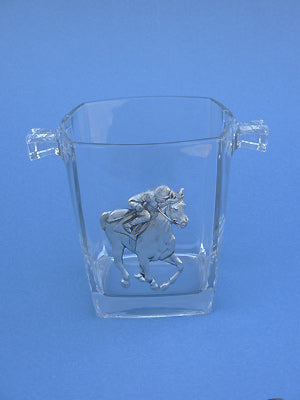 Racehorse Ice Bucket