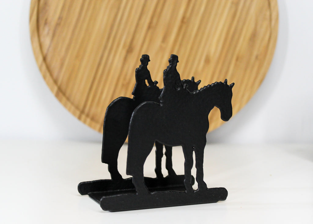 Custom Equine Letter Rack