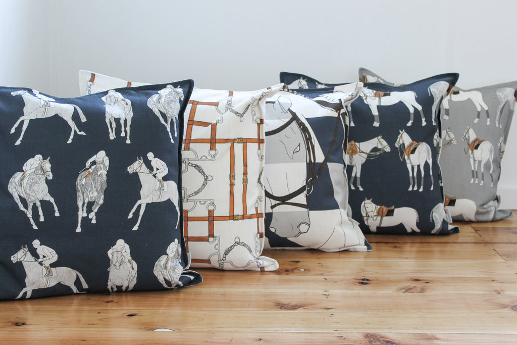 Chapman Collection - Custom Colour Cushions